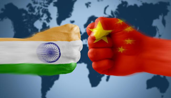 Căng thẳng giữa Trung Quốc và Ấn Độ đang gia tăng trong những tháng gần đây