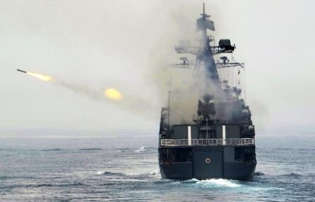 hải quân Nga tham gia tập trận