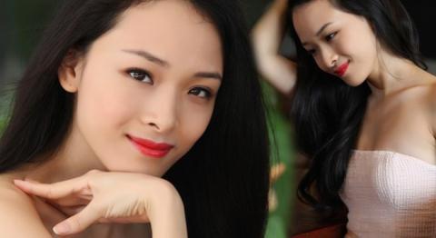 Trương Hồ Phương Nga được nhiều người trong giới nhận xét là khôn ngoan và chín chắn trước tuổi