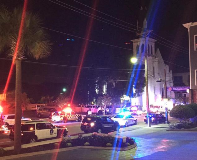 Hiện trường xảy ra vụ xả súng khiến 9 người thiệt mạng