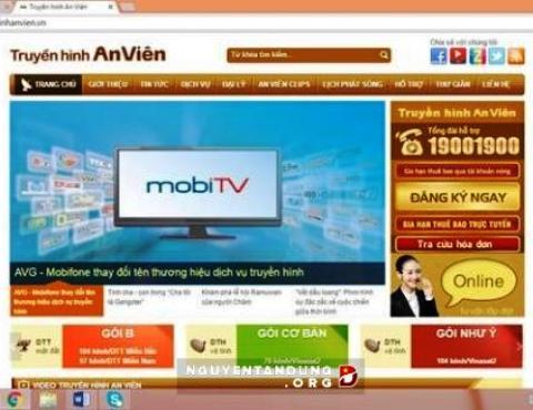 truyền hình mobiTV