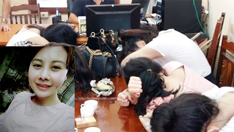 Dù tuổi đời còn rất trẻ nhưng tú bà 9x Nguyễn Thị Hảo đã cầm đầu cả một đường dây bán dâm nghìn đô
