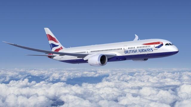 Hành khách đã cố tự tử trên máy bay của hãng British Airways