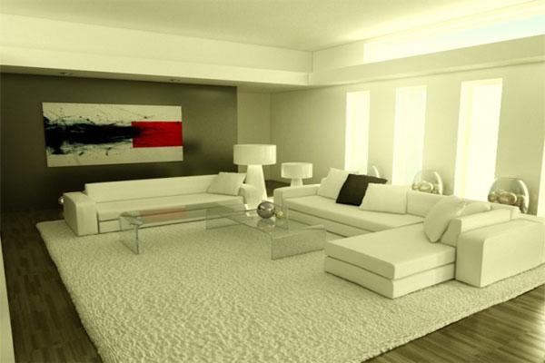 Tư vấn phong thủy nhà chung cư cho người tuổi Thân không gian phòng khách