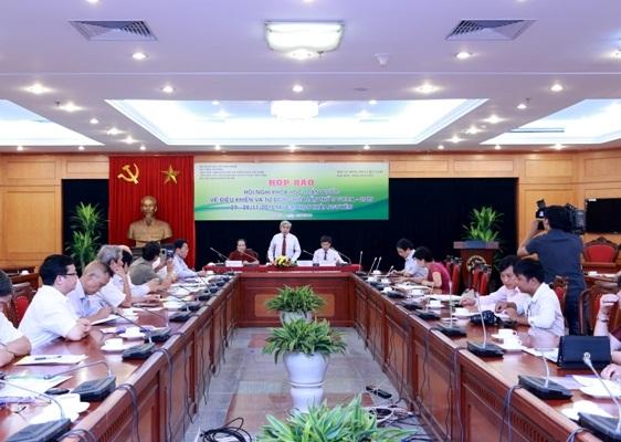 Hội nghị Toàn quốc về Điều khiển và Tự động hóa 2015 (VCCA 2015) được tổ chức trong 2 ngày 28-29/11/2015.