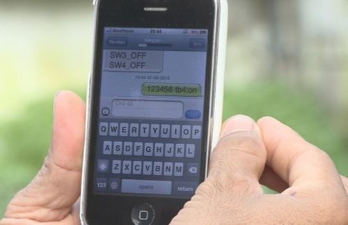 Gửi tin nhắn bằng mã code