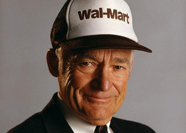 Sam Walton – Sáng lập Wal-Mart