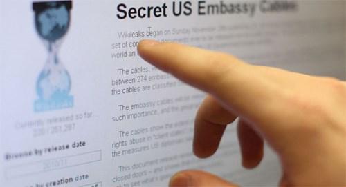 Wikileaks, CIA, tình báo mỹ, hộ chiếu quốc tế, thông tin mật