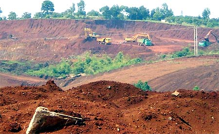 Bộ Công Thương: Đánh giá dự án Bô xít lỗ là 'thiếu cơ sở'