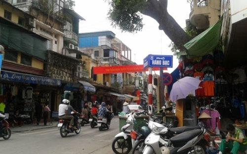 di dời phố cổ, phố cổ Hà Nội, quận hoàn kiếm, giãn dân