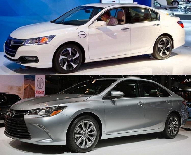 Honda Accord tiết kiệm nhiên liệu hơn so với Toyota Camry