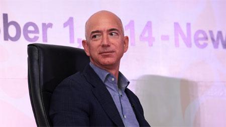 Chân dung tỷ phú Jeff Bezos - ông chủ của hãng bán lẻ trực tuyến lớn nhất thế giới Amazon