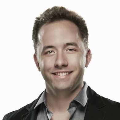 Drew Houston, 32 tuổi, một trong những tỷ phú mới nhất của Silicon Valley