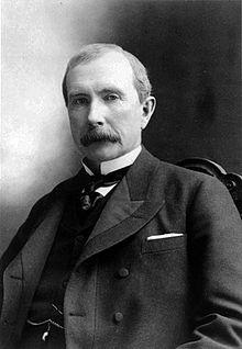 Nhà tài phiệt dầu mỏ John D. Rockefeller là người ông đáng kính của tỷ phú David Rockefeller