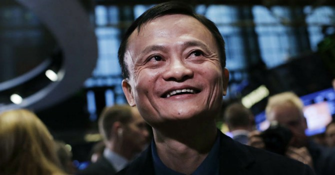 Tỷ phú Jack Ma là một trong những người giàu có nhất Trung Quốc