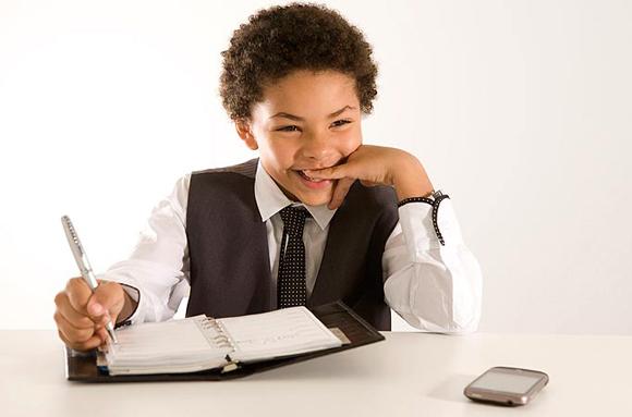 tỷ phú nhí mang tài năng Kinh doanh 4
