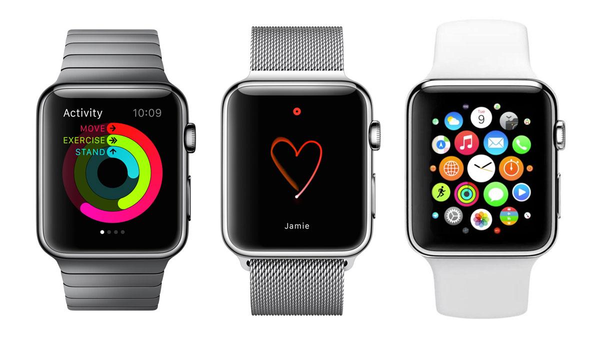 Hàng nghìn ứng dụng thông minh được tích hợp trong Apple Watch