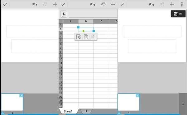 Quickoffice là 1 ứng dụng hay để xem cũng như chỉnh sửa văn bản trên Android