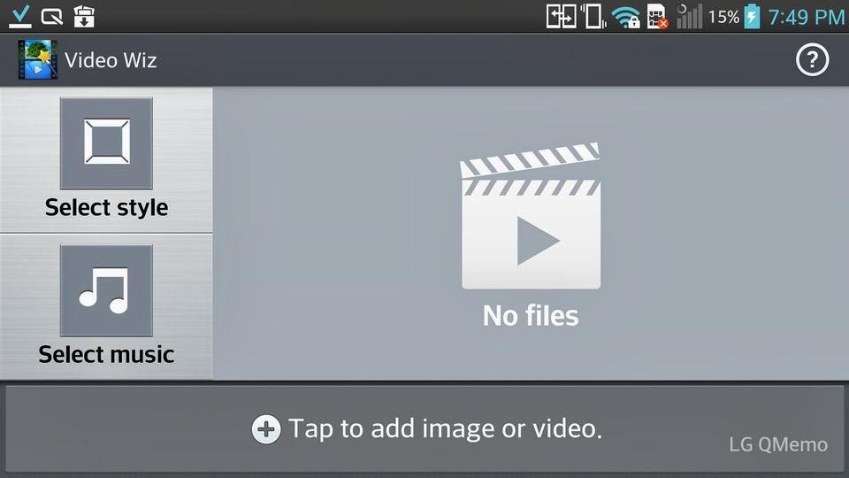 Video Wiz là ứng dụng tạo video từ ảnh mang đến nhiều hiệu ứng vui nhộn