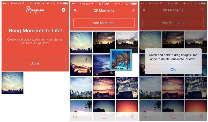 Ứng dụng tạo video từ ảnh cho smartphone