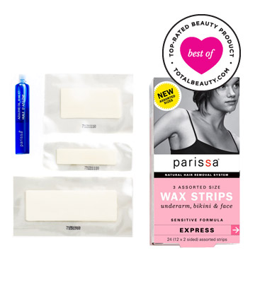 Parissa Wax Strips 3 Assorted Sizes giúp tẩy sạch các tế bào da chết, lông  và loại bỏ các tạp chất hư hại trên da mang lại làn da khỏe mạnh