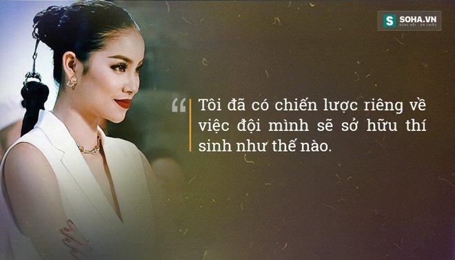 Nguyên nhân Phạm Hương bị ghét ở The Face