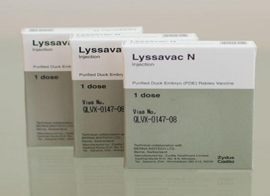 Vắc xin phòng bệnh dại Lyssavac N bị đình chỉ lưu hành