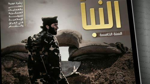 """ISIS tung video """"ngọn lửa chiến tranh"""" thách thức Mỹ với tuyên bố"""