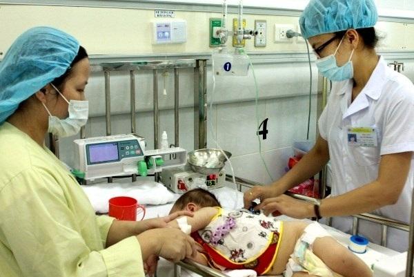Viêm não cấp ở trẻ em có tỉ lệ tử vong 10-15% và khoảng 35% để lại di chứng nặng nề