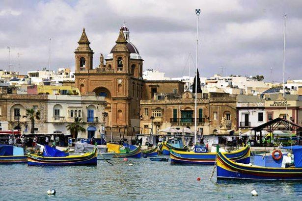 đất nước Malta