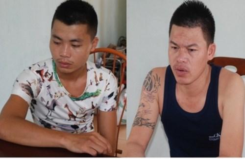 bắt 4 công nhân ở Bắc Giang
