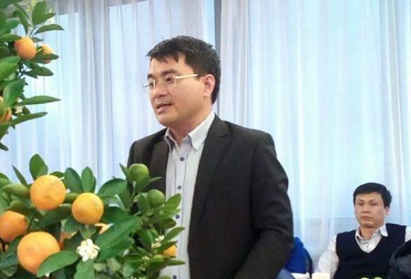 ông Nguyễn Thanh Tú - Vụ trưởng Vụ pháp luật Dân sự - Kinh tế
