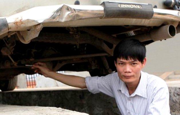 kỹ sư Tạch tố Toyota Việt Nam