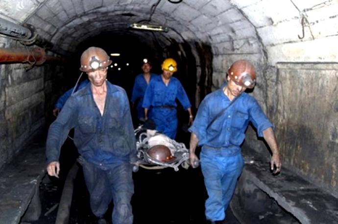 công nhân công ty than nam mẫu tử vong do ngạt khí