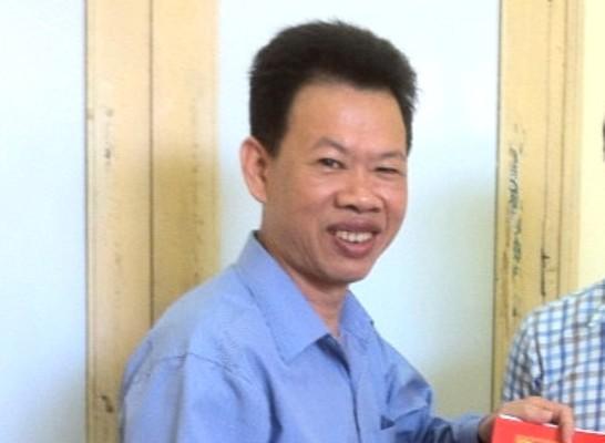 Trưởng phòng Tư pháp thị xã Quảng Yên bị bắt
