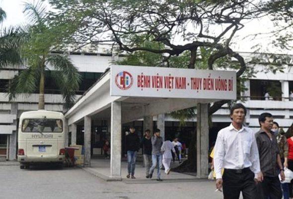 Bệnh viện Việt Nam - Thụy Điển