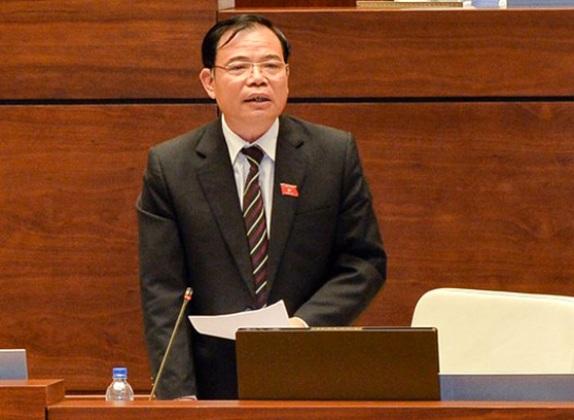 Bộ trưởng Nông nghiệp và Phát triển nông thôn Nguyễn Xuân Cường