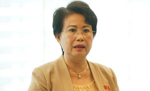 bà Phan Thị Mỹ Thanh, Phó bí thư Tỉnh ủy, Trưởng đoàn ĐBQH tỉnh Đồng Nai