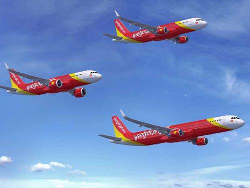Việc Vietjet mua thêm máy bay là dấu hiệu cho thấy sự tăng trưởng của tiềm năng tài chính trong giới ngân hàng Việt Nam