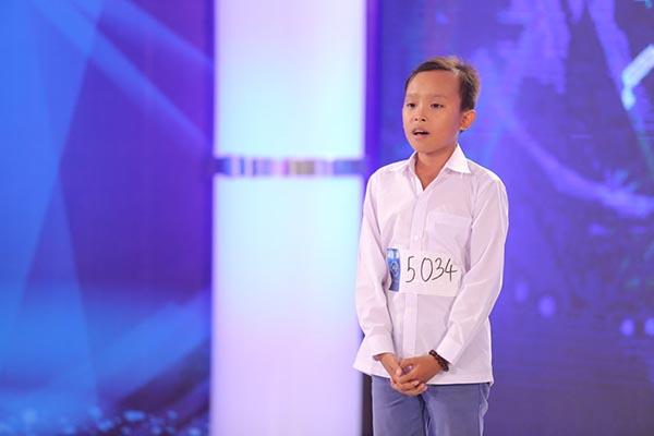 Vietnam Idol Kids 2016: Cậu bé nhà nghèo, mê hát bất ngờ trở thành 'hiện tượng'