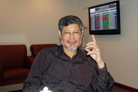 Ông Phạm Kinh Luân - Chuyên gia phân tích tài chính độc lập
