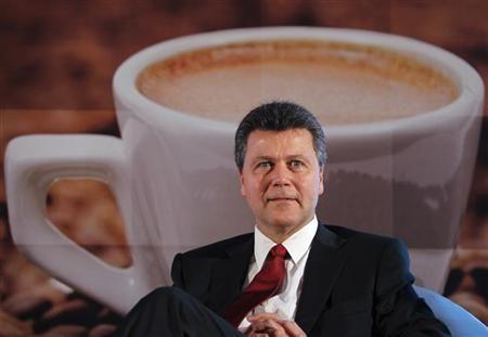 Ông John Culver -  Chủ tịch Starbucks Trung Quốc và Châu Á-Thái Bình Dương