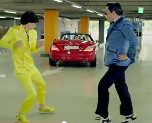 Hình ảnh chụp từ video
