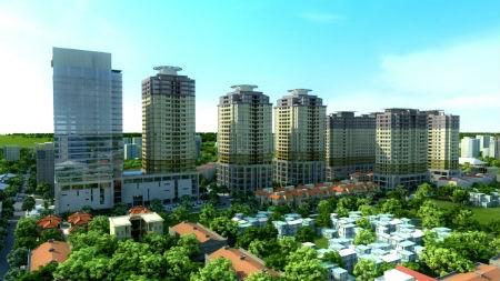 Gần 1/3 người giàu ở Việt Nam hoàn toàn từ bất động sản, chưa tính những người có một phần, hay một nửa từ đất đai.