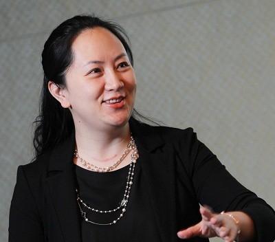 Mà Cathy Meng.