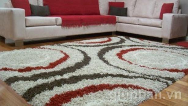 Giặt sạch thảm sàn rất phức tạp <br>