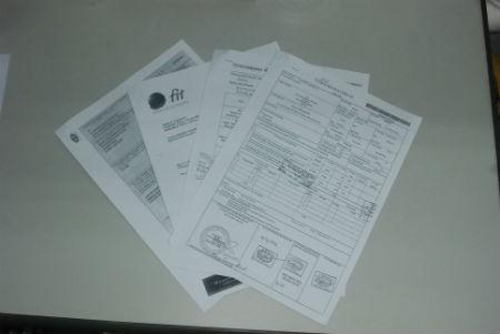 Giấy tờ, chứng từ hải quan, lệnh chuyển tiền của công ty Mạnh Cầm cung cấp đều chứng minh sữa Danlait được nhập từ Pháp