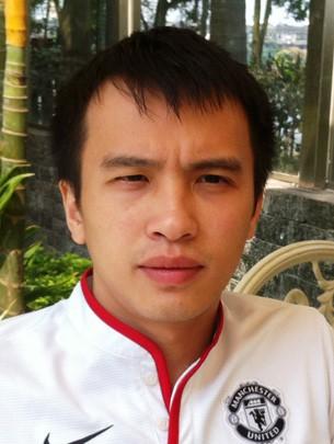 Ông Nguyễn Anh Tuấn - giám đốc Công ty cổ phần công nghệ EPI, đơn vị quản lý trang baomoi.com. Ảnh: Tuổi Trẻ