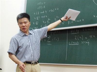 GS Ngô Bảo Châu quê ở Hà Nội. Ảnh: Tiền Phong