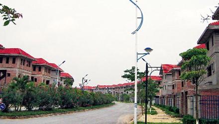 Sao Hà Nội không bớt một phần đất xây biệt thự, để quy hoạch xây bệnh viện cho các cháu nhỏ. Ảnh: SGTT